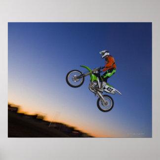 Motorcross Rider Posters