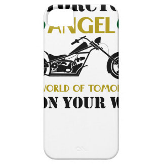 Motorcycle Angel Case For The iPhone 5
