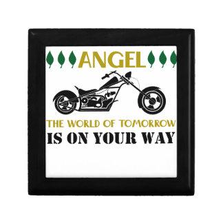 Motorcycle Angel Gift Box