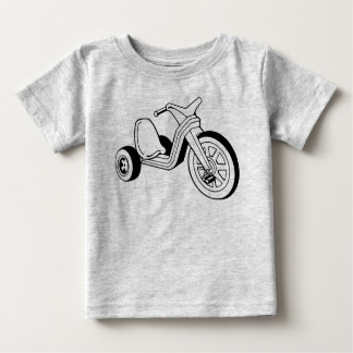 Motorcycle - Baby Baby T-Shirt
