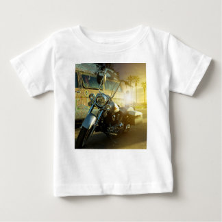motorcycle baby T-Shirt