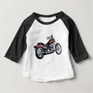 Motorcycle Bike Biker Baby T-Shirt