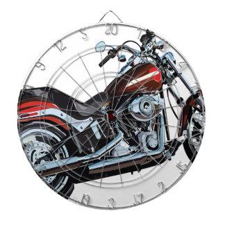 Motorcycle Bike Biker Dartboard