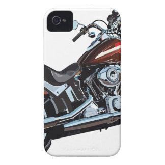 Motorcycle Bike Biker iPhone 4 Case