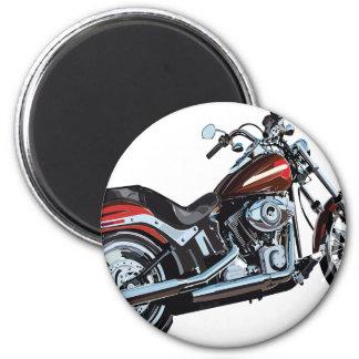 Motorcycle Bike Biker Magnet