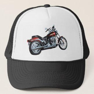 Motorcycle Bike Biker Trucker Hat