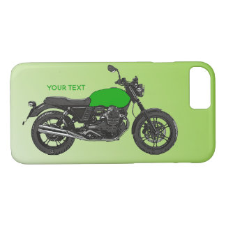 Motorcycle Case-Mate iPhone Case