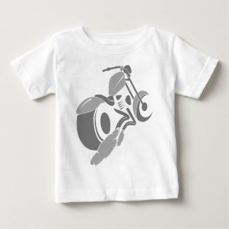 Motorcycle Chopper Baby T-Shirt