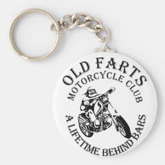 Motorcycle club  key ring