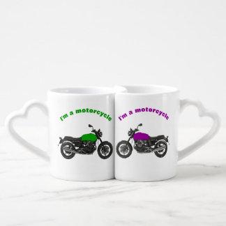 Motorcycle Coffee Mug Set