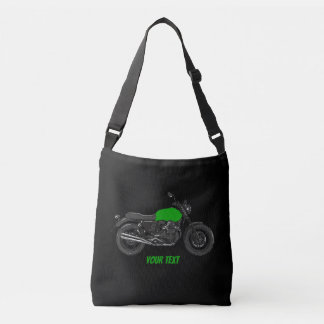 Motorcycle Crossbody Bag