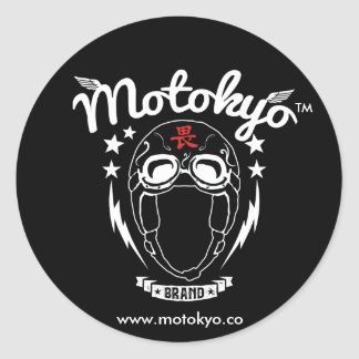 Motorcycle Custom Stickers