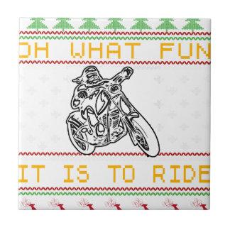 motorcycle design cut tile