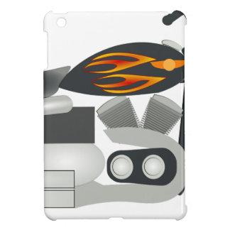 Motorcycle Drawing iPad Mini Case