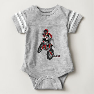 Motorcycle for Baby Baby Bodysuit