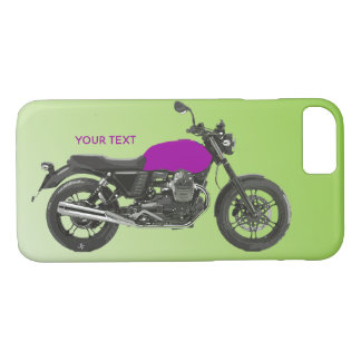 Motorcycle iPhone 8/7 Case