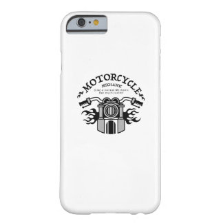 Motorcycle Mechanic Gift Bike Mechanic Biker Barely There iPhone 6 Case