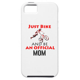 motorcycle mom iPhone 5 covers
