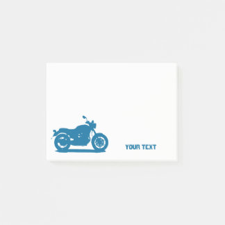 Motorcycle Post-it Notes