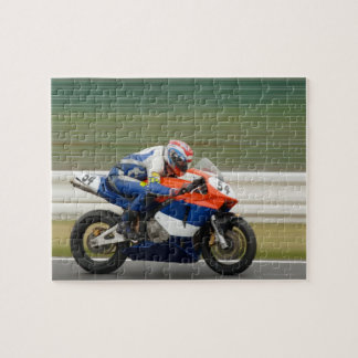 Motorcycle Race Jigsaw Puzzle