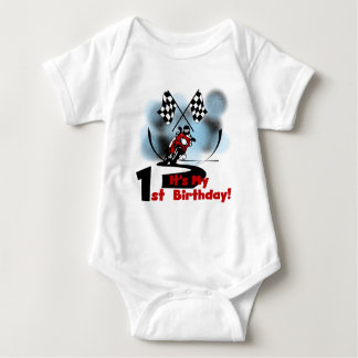 Motorcycle Racing 1st Birthday Tshirts and Gifts