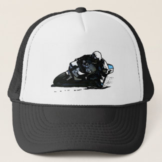 Motorcycle RACING Fans for big and little men! Trucker Hat