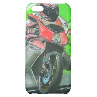 Motorcycle racing themed iPhone case iPhone 5C Cover