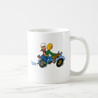 Motorcycle Ride Coffee Mug