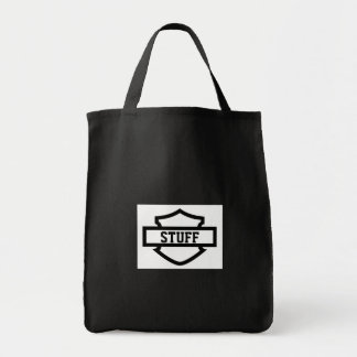 Motorcycle rider stuff tote
