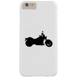 Motorcycle Silhouette Barely There iPhone 6 Plus Case
