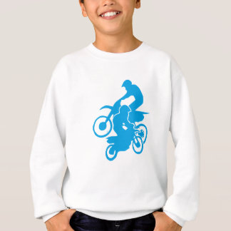 Motorcycle Silhouette Great Gift Sweatshirt
