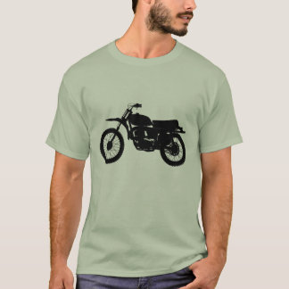 Motorcycle Silhouette T-Shirt