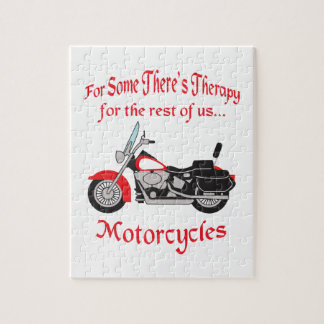 MOTORCYCLE THERAPY PUZZLE