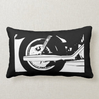 Motorcycle Wheel Pillow