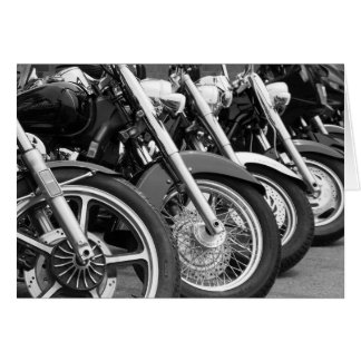 Motorcycles I Card