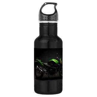 motorcycles kawasaki z750 532 ml water bottle