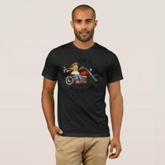 Motorcyclist Biker motor bike T-Shirt