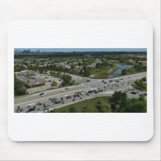 Motorcyle Ride Mouse Pad