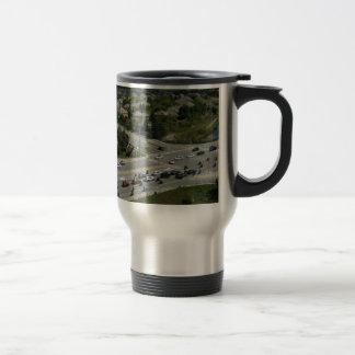 Motorcyle Ride Travel Mug