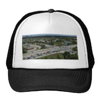 Motorcyle Ride Trucker Hat