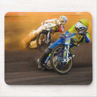 Motorsports Competition Mouse Pad