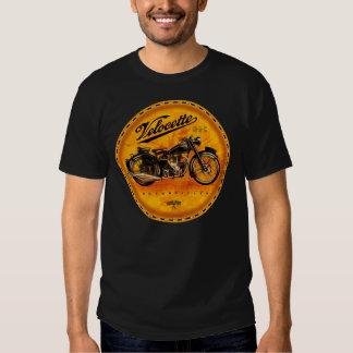 Motos de Velocette Tee Shirts