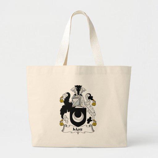 Mott Family Crest Bags