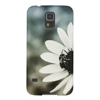 Mottled Flower Cases For Galaxy S5
