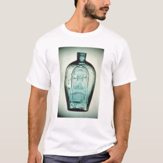 Mould-blown masonic flask T-Shirt