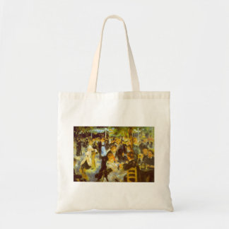 Moulin Galette by Pierre Renoir Budget Tote Bag