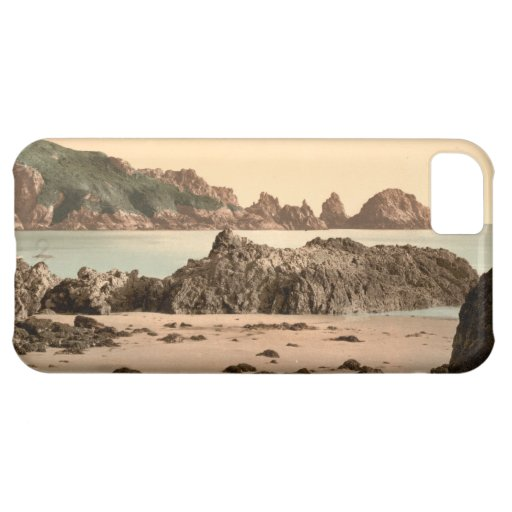 Moulin Huet Bay I, Guernsey, Channel Islands Cover For iPhone 5C