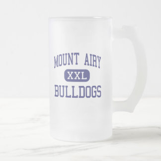 Mount Airy Bulldogs Middle Mount Airy Coffee Mug