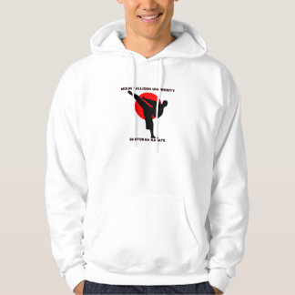 Mount Allison Shotokan Karate Dojo Kun Hoodie