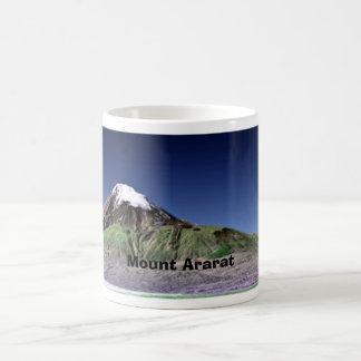 Mount Ararat Coffee Mug